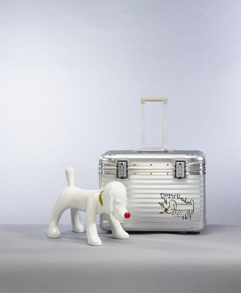 Yoshitomo Nara-Project Doggy Radio Sound System X Rimowa-2011