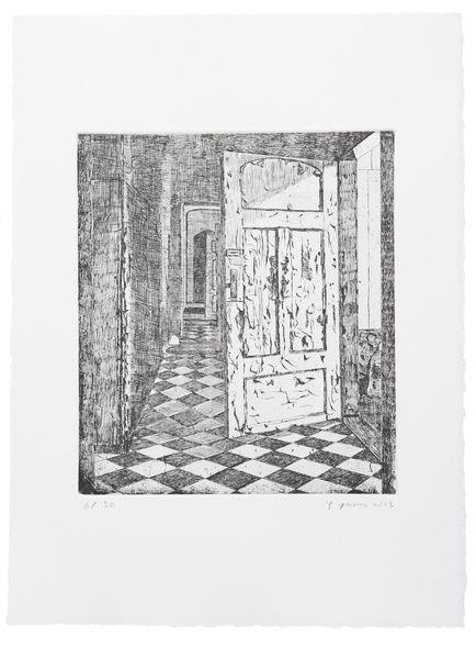 Yuan Yuan-Behind the Door 1-2013