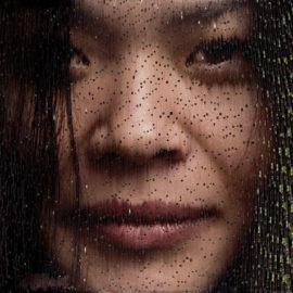 David Mach-HK Girl-2008