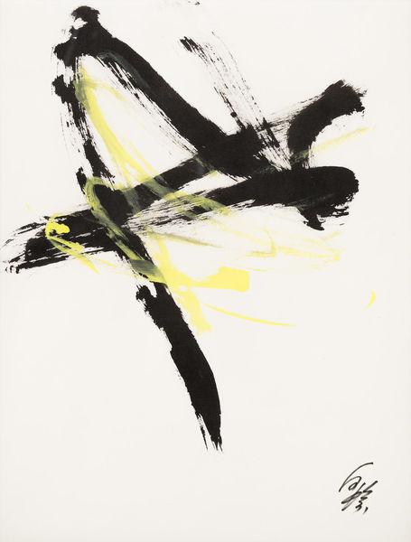 Kazuo Shiraga-Untitled-1965