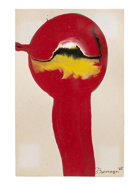 Sadamasa Motonaga-Untitled-1965