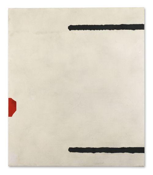 Giuseppe Santomaso-La Porta Bianca-1970