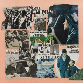 Eugenio Miccini-L'ora Della Follia-1967