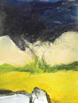 Zao Wou-Ki-May-September 1992-1992