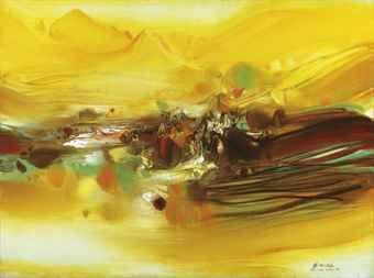 Chu Teh-Chun-No. 282-1968