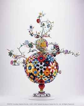 Takashi Murakami-Flower Matango (d)-2006