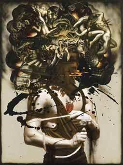 Ronald Ventura-Pausok (Creating Smoke)-2013