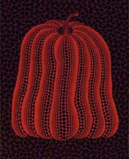 Yayoi Kusama-Pumpkin-2005