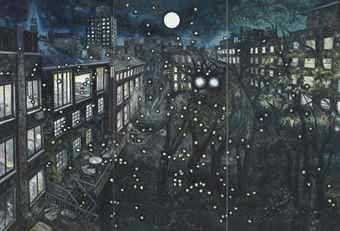 Oscar Oiwa-Chelsea Constellation-2010