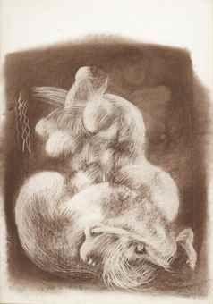 Zhou Chunya-Untitled-1988