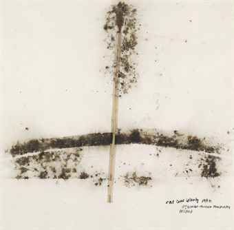 Cai Guo-Qiang-Project for Extraterrestrials No. 21: Myth - Shooting the Suns-1994