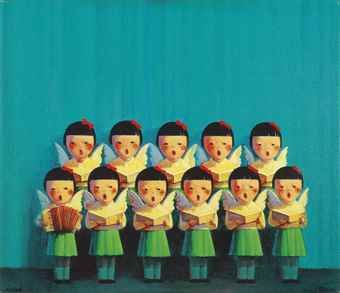Liu Ye-Angel Choir-2001