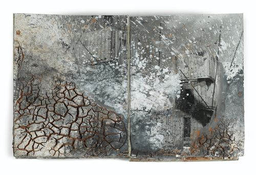 Anselm Kiefer-Ararat-2007