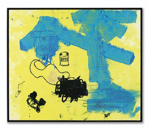 Jean-Michel Basquiat-Untitled-1988