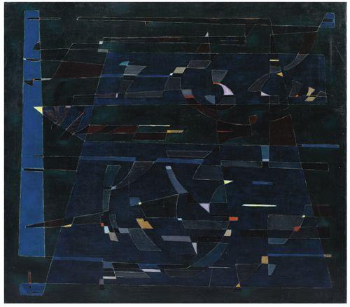 Gustave Singier-Interieur Flamand-1951