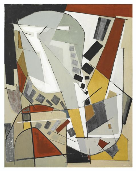 Jean Deyrolle-Goueno No. 304-1952