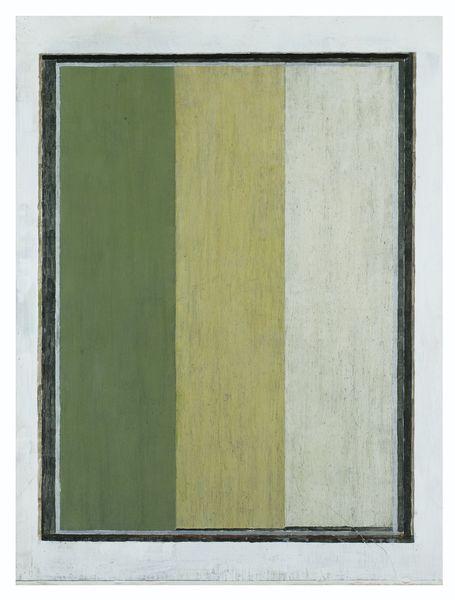 Jean-Pierre Pincemin-Sans Titre-1983