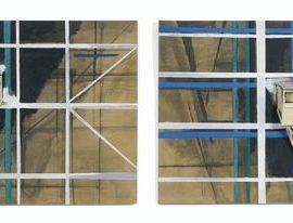 Tadashi Kawamata-Pompidou Plan I & Plan Ii-2010