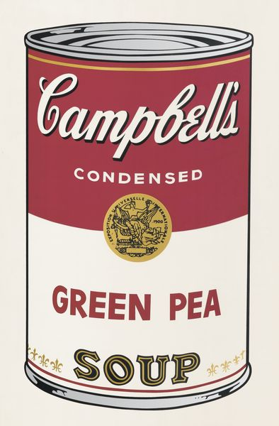 Andy Warhol-Campbell's Soup I -1968