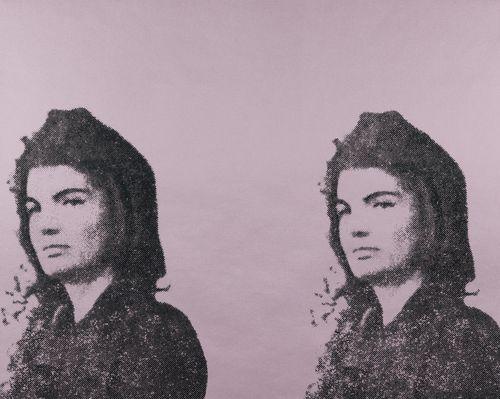 Andy Warhol-Jacqueline Kennedy Ii (Jackie Ii)-1966