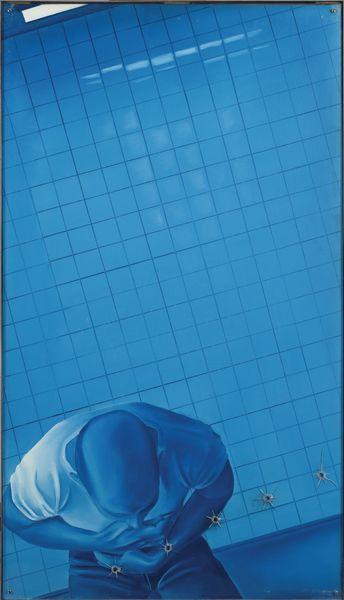 Jacques Monory-Meurtre No. VI-1968