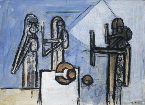 Roberto Matta-Sans Titre-1960