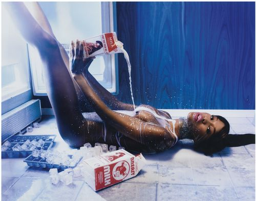David LaChapelle-Naomi Campbell: Have You Seen Me?-1999