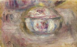 Pierre-Auguste Renoir-Sucrier. Fragment
