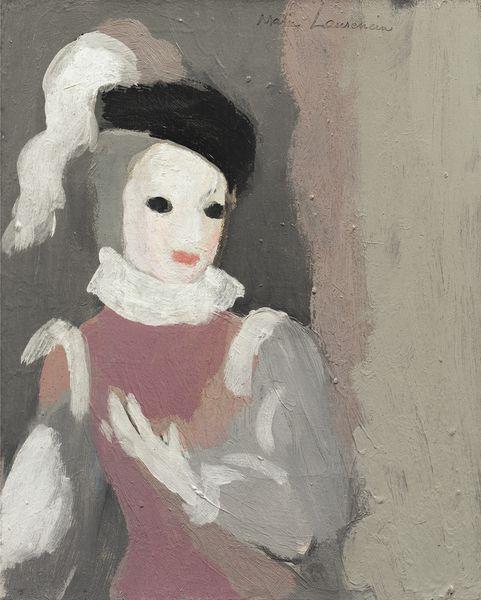 Marie Laurencin-Le Petit Page-1952
