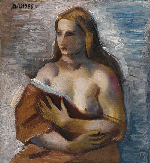 Andre Lhote-Portrait De Femme Assise-1924