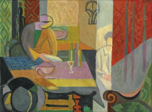 Andre Lhote-Salle A Manger-1944