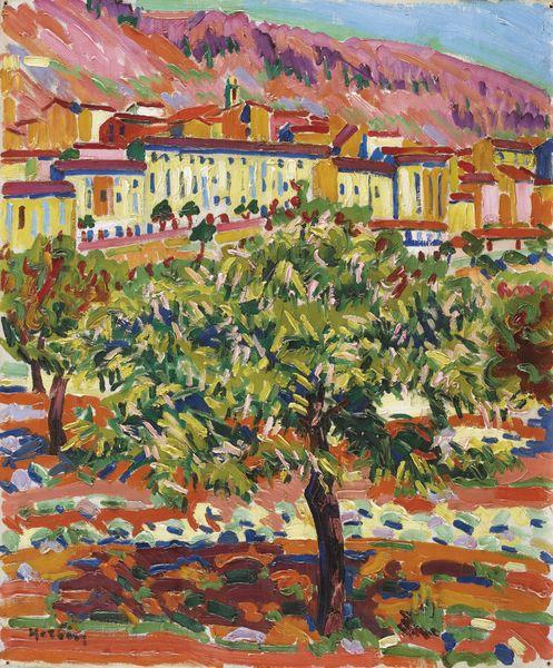 Auguste Herbin-Corte, Corse-1907