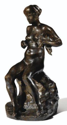 Auguste Rodin-Baigneuse Zoubaloff-1944