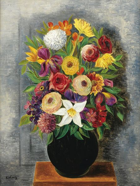 Moise Kisling-Fleurs-1928