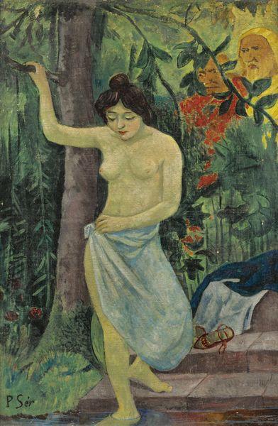 Paul Serusier-Suzanne Et Les Vieillards-1913