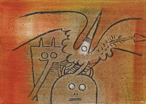 Wifredo Lam-Sans Titre-1973