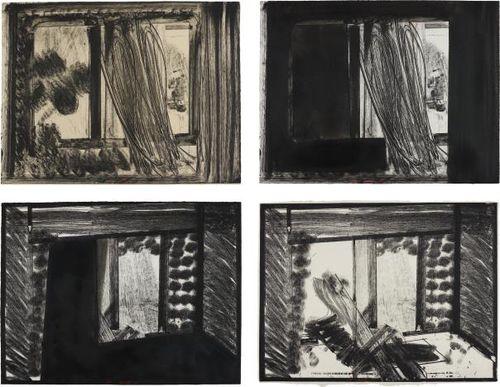 Howard Hodgkin-In The Museum Of Modern Art-1979