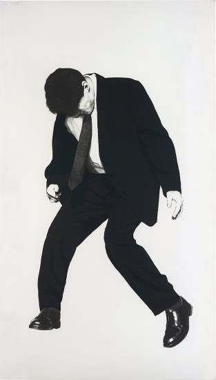 Robert Longo-James, From Men In The Cities-1999