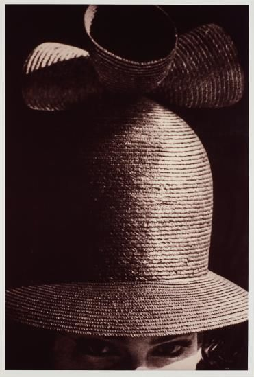 Richard Prince-Untitled (Woman With Hat)-1984