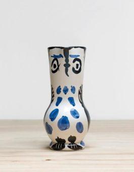 Pablo Picasso-Petit Pichet De Hibou (Small Owl Pitcher)-1955