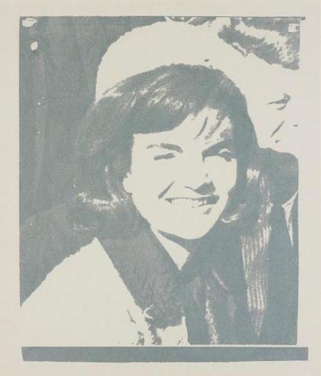 Andy Warhol-Jacqueline Kennedy I (Jackie I), From 11 Pop Artists, Volume I-1966
