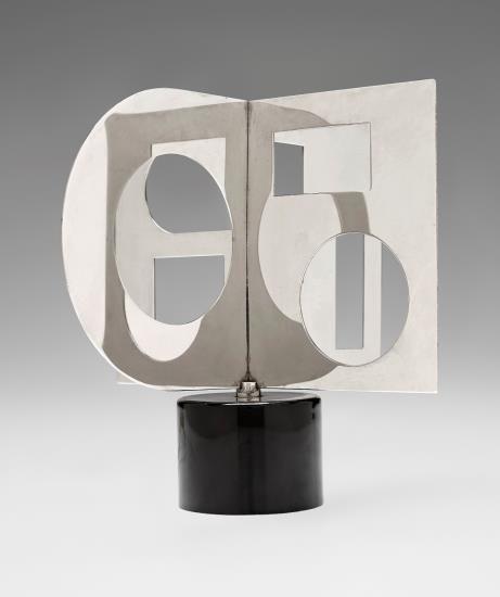 Nicolas Schoffer-Minisculpture I-1969