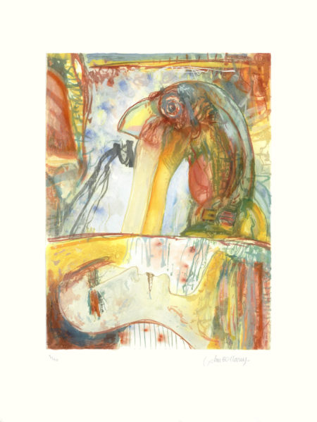 John Bellany-A Collection  unframed-1993