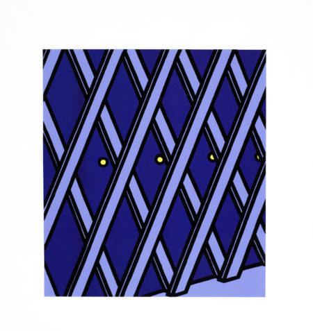 Patrick Caulfield-I'll take my life monotonous, from Some Poems of Jules Laforgue-1973
