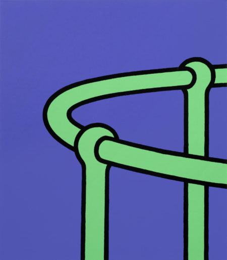 Patrick Caulfield-My life inspires so many desires!, from Some Poems of Jules Laforgue unframed-1973