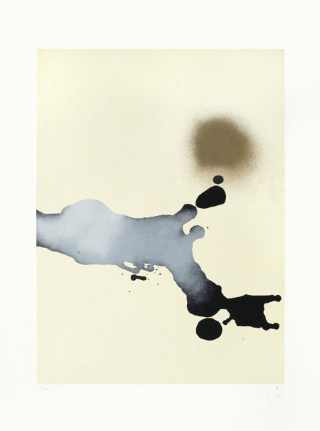Victor Pasmore-Points of Contact No.35-1981
