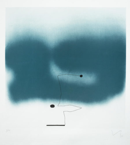 Victor Pasmore-Beyond The Eye II-1995