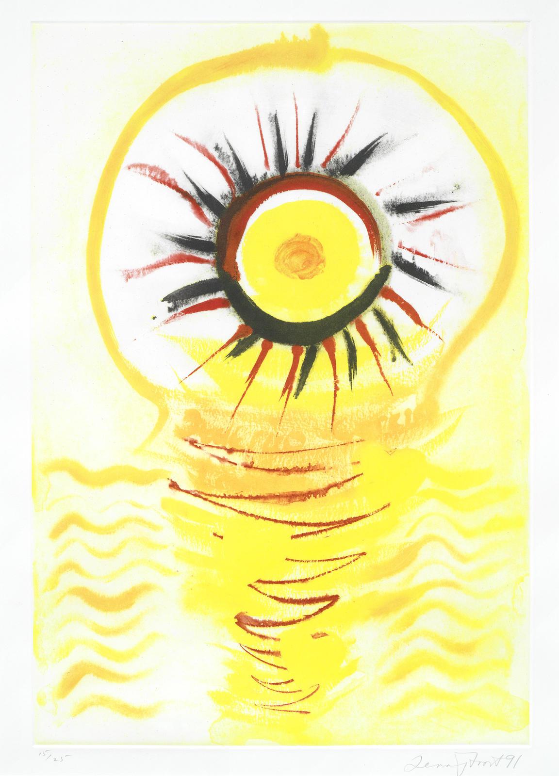 Terry Frost-Lorca Sun-1991