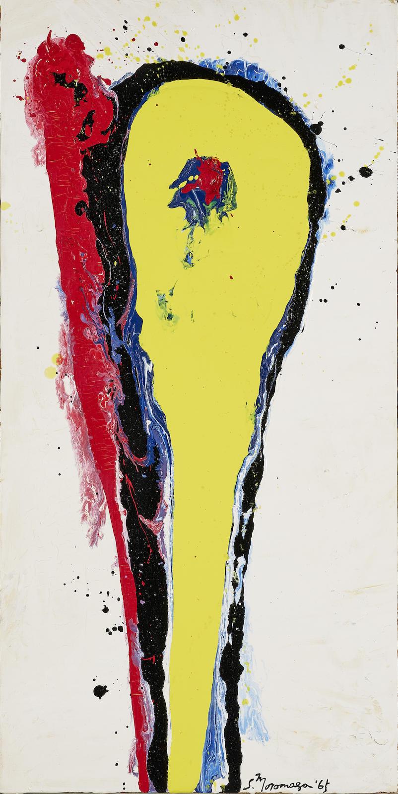 Sadamasa Motonaga-Work-1965