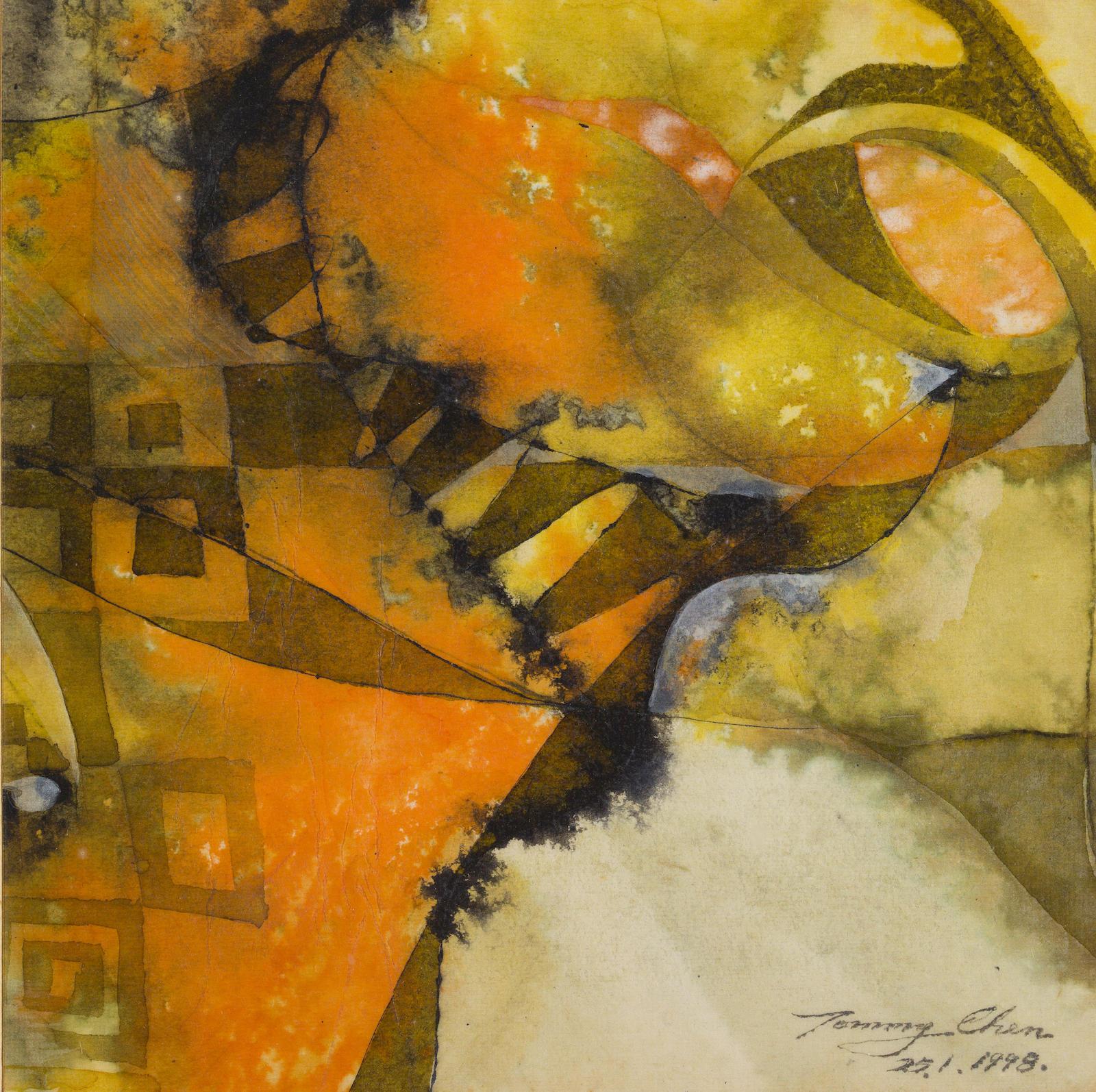 Chen Daoming-Untitled-1998